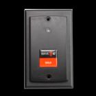 RDR-60W1AK8 WAVE ID® Solo Keystroke HID™ Prox Wallmount Black 5v ext p.s. RS232 Reader