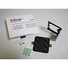 KT-SHBKT-G pcProx Pearl Flat & Angle Mounting Brackets