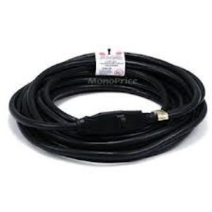 CAB-9SER-KB DB9 Serial Cable 6ft. PS/2 Power Tap