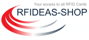 """RFIDeas-shop 'Your key to Recognition"""""""