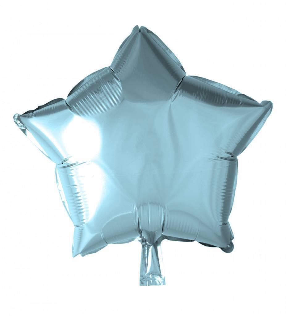 Ballon ster blauw
