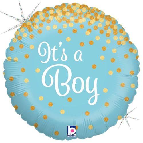 It's a boy folieballon
