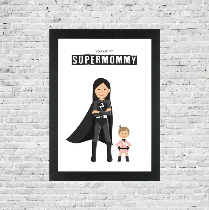 Poster supermom of supergranny