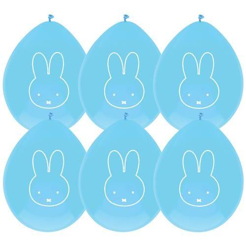 Blauwe Nijntje ballonnen