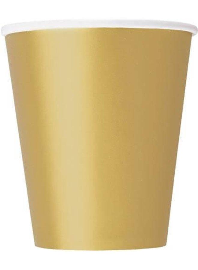 Gouden bekers 8x