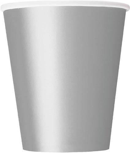 Zilveren bekers 8x