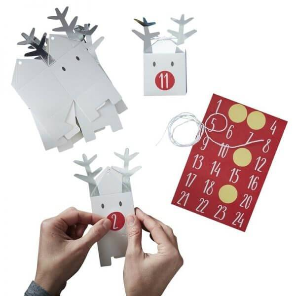 Adventskalender kerst