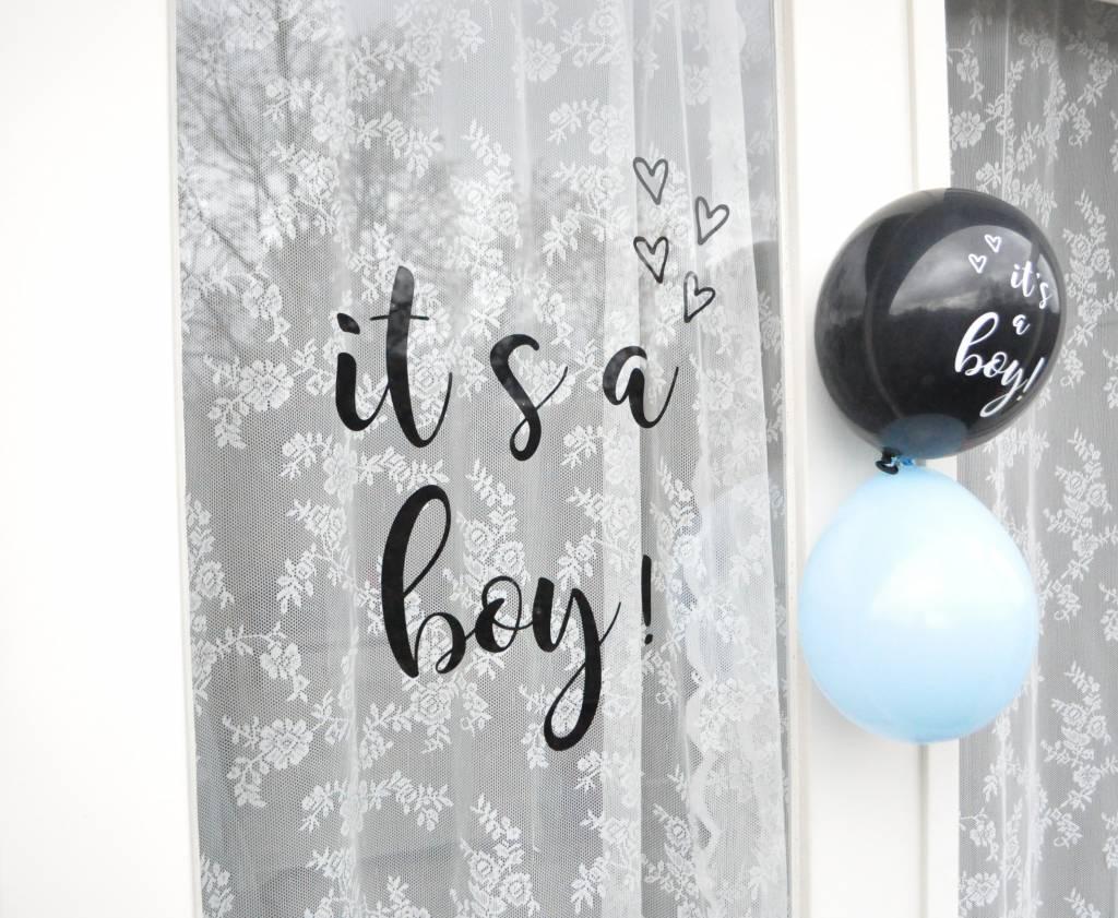 Babybox it's a boy!
