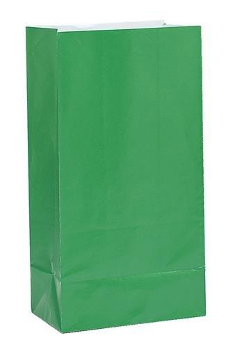 Traktatiezakjes groen