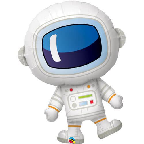 Folieballon astronaut
