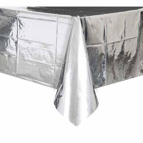 Zilveren tafelkleed