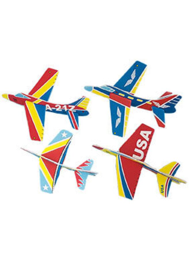 Vliegtuigjes 8x
