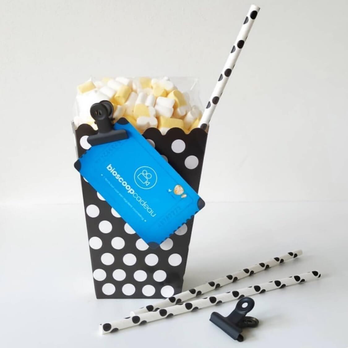 makkelijke popcorn traktatie
