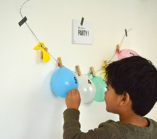 Mini ballonnen
