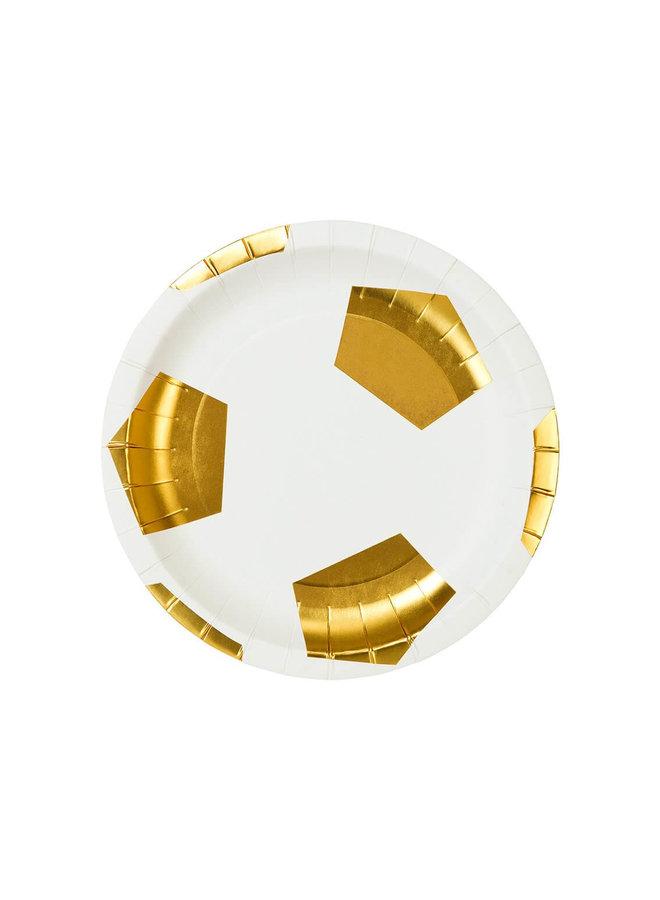 Voetbal borden Champions