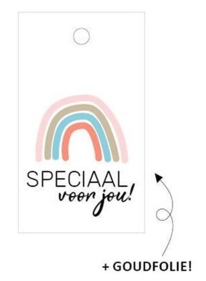 Cadeaulabel Speciaal voor jou! 5x