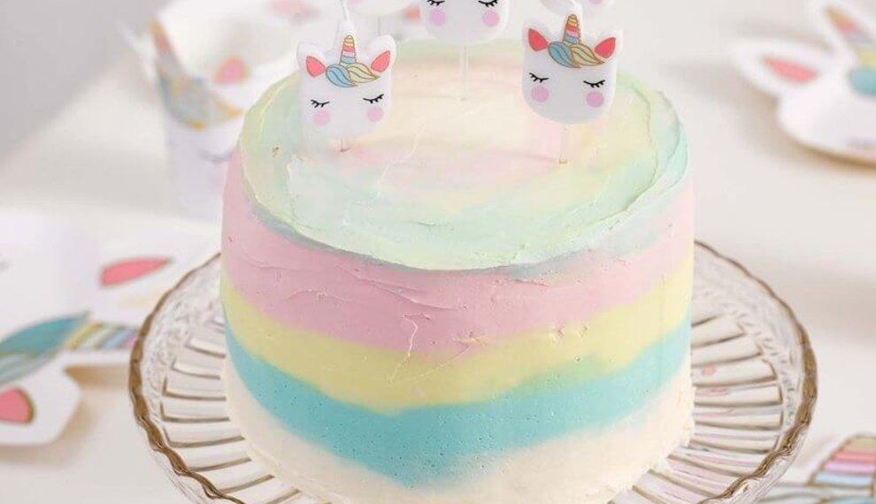 Een makkelijke taart maken: met deze tips kan iedereen een kindertaart maken
