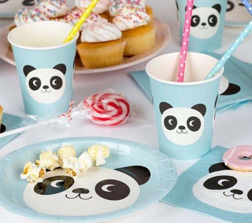 Pandafeestje/ poezenfeestje