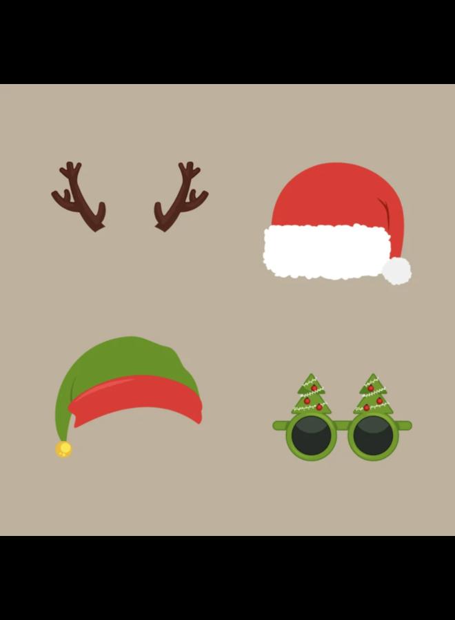 Kerstbal Avatar (2 stuks)