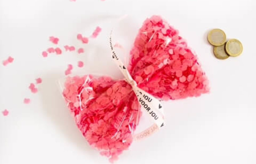 Confetti - 10 ideetjes wat je kan doen met confetti