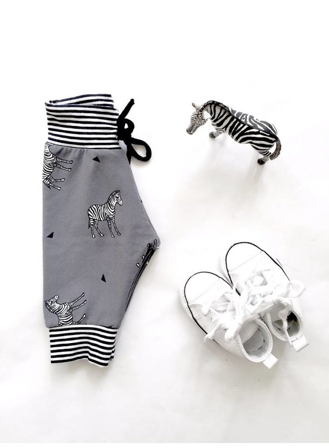 Broek zebra