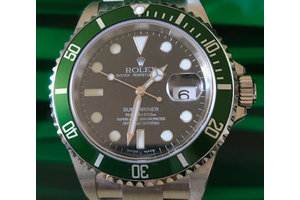 Rolex Submariner Date Ref.16610 LV Fat Four Y Series