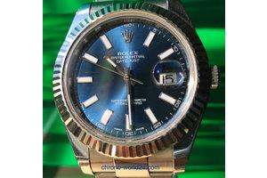 Rolex Datejust Ref. 116200 LC100