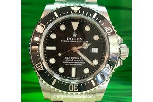 Rolex Sea-Dweller 4000 NOS ref. 116600