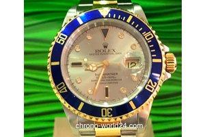 Rolex Submariner Date Ref. 16613 Sultan
