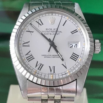 Rolex Oyster Perpetual Datejust Ref. 126300 LC 100 08/2017 - Copy