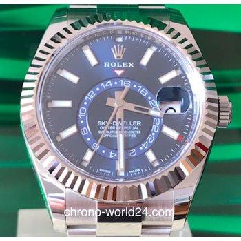Rolex Sky Dweller Ref.326934 unworn 2018 box/papers