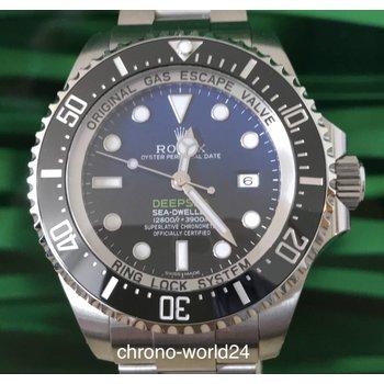 Rolex Deepsea D Blue Ref. 116660 ungetragen 08/2018  LC100
