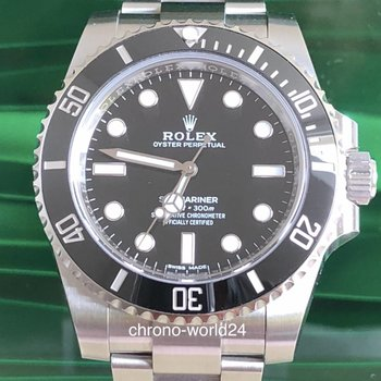Rolex Submariner Ref. 114060  LC100  box&papers 12/2017 TOP