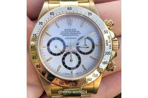 Rolex Daytona Zenith Ref. 16528 Porcelain dial
