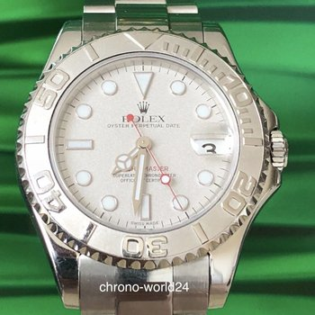 Rolex Yacht master Ref. 168622 near NOS Box&Papers