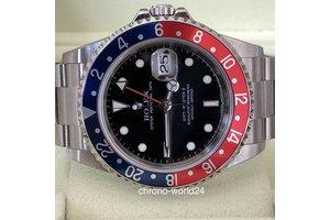Rolex GMT-Master II Ref. 16710BLRO NOS  Sultan of Oman