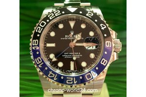 Rolex GMT-Master II Ref.116710BLNR  2017 sealed