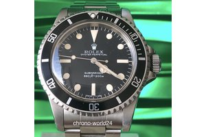 Rolex Submariner Ref. 5513 Maxi MK3 Lollipop