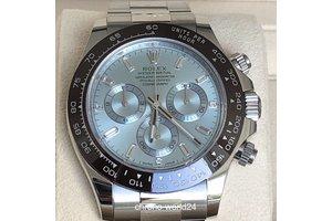 Rolex Daytona Ref. 116506 Platin ungetragen