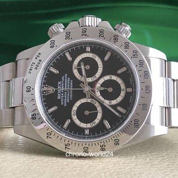 Rolex Daytona Zenith 16520 NOS A8  Box&Papers, unworn
