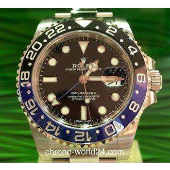 Rolex GMT-Master II Ref. 116710 BLNR 2018/12 sealed