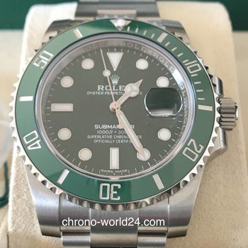 Rolex Submariner Date Ref.116610 LV  2016 box & papers TOP