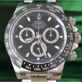Rolex Daytona Ref. 116500 LN 2019  Box Papers unworn