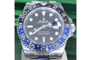 Rolex GMT-Master II Ref. 116710 BLNR 2017
