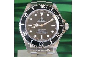Rolex Submariner Ref. 14060M 2008