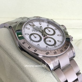 Rolex Daytona Ref.116520 NOS LC100  2010 unworn Box & Papers