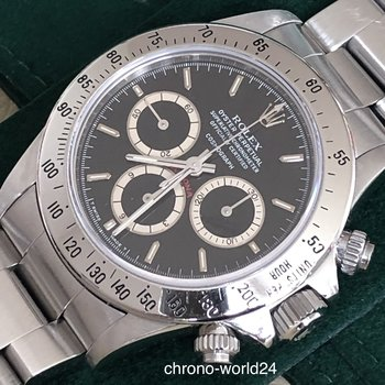 Rolex Daytona Zenith 16520 R9..Series perfect floating dial/200bezel TOP