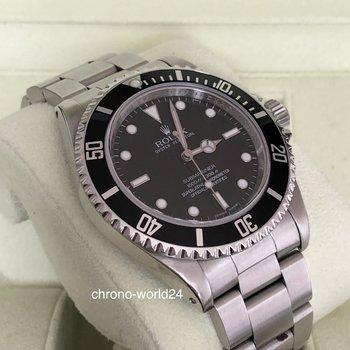 Rolex Submariner Ref. 14060M 2011 Random LC100 Box Papers TOP