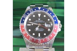 Rolex GMT-Master II Ref. 16710 Pepsi LC100 Y84..