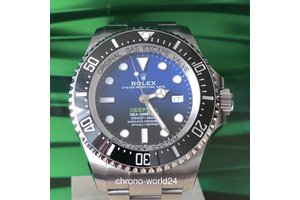 Rolex Deepsea D Blue James Cameron Ref. 126660